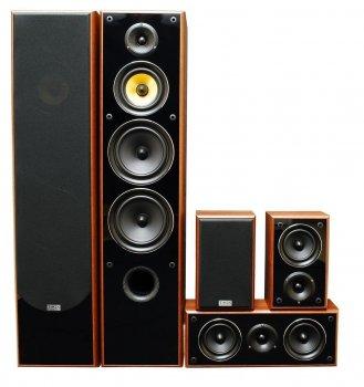 Комплект акустики Taga Harmony TAV-606 v.3 Set Walnut