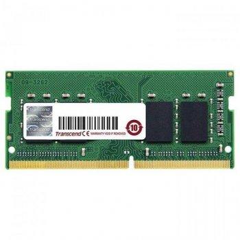 Модуль пам'яті для ноутбука SoDIMM DDR4 4GB 2666 MHz Transcend (JM2666HSH-4G)
