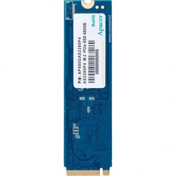 Накопичувач SSD M. 2 240GB Apacer AS2280P4 (AP240GAS2280P4-1)