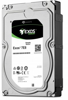 "Жорсткий диск Seagate Exos 7E8 HDD 1TB 7200rpm 256MB ST1000NM001A 3.5"" SAS"