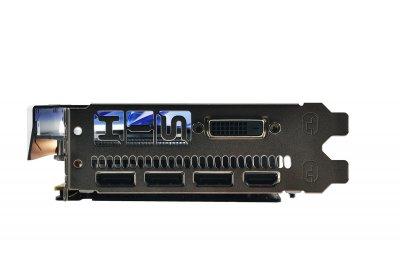 Видеокарта HIS RX 580 IceQ X² OC 4GB (HS-580R4LCBR)