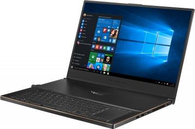 Ноутбук Asus ROG Zephyrus S GX701GXR-EV013T (90NR02J1-M00910) Black Metal