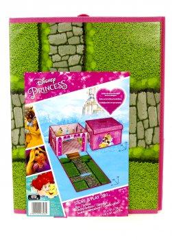 Коробки декоративні Disney рожевий-салатовий R3-570132