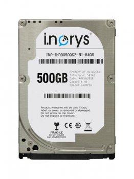 "Жорсткий диск для ноутбука 2.5"" 500 GB i.norys"