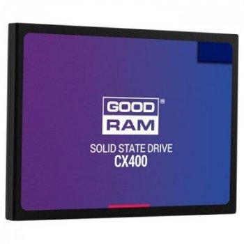 Накопитель SSD 2.5 512GB GOODRAM (SSDPR-CX400-512)
