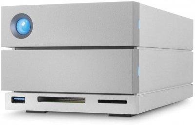 "Жорсткий диск LaCie 2 Big Dock Thunderbolt 3 20 TB STGB20000400 3.5"" Thunderbolt External"