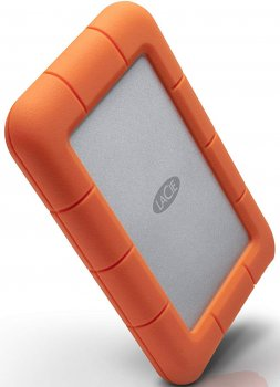 Жорсткий диск LaCie Rugged Mini 4 TB LAC9000633 2.5 USB 3.0 External