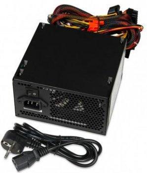 Блок живлення iBOX CUBE II 600W (ZIC2600W12CMFA)