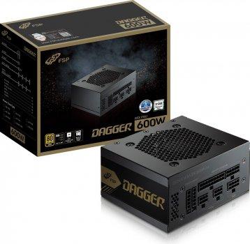 Блок живлення Fortron Dagger 600W (PPA6004301)