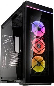 Корпус Lian Li Alpha 550X Window, Black