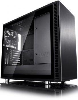 Корпус Fractal Design Define R6 Blackout TG (FD-CA-DEF-R6-BKO-TG)
