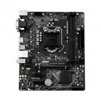 MSI H310M PRO-VDH Plus Socket 1151