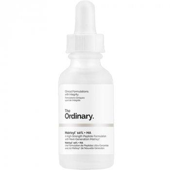 Сыворотка с матриксилом 10% и гиалуроновой кислотой The Ordinary Matrixyl 10% + HA 30ml