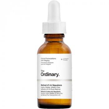 Сыворотка с ретинолом 1% в сквалане The Ordinary Retinol 1% in Squalane 30ml