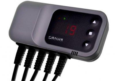 Регулятор для управления насосом центр Salus PC12HW. отопления и ГВП (PC12HW)
