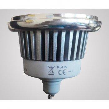 Світлодіодна лампа Azzardo New Chrome Es111 New Chrome 12W 3000K Dimm (Ll110122)