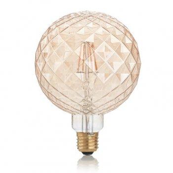 Світлодіодна лампа Ideal Lux Vintage E27 4W Pearl 2200K (201290)