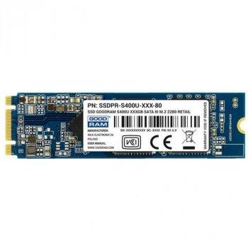Накопичувач SSD M. 2 2242 240GB GOODRAM (SSDPR-S400U-240-42)