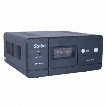 Джерело безперебійного живлення Staba Home-800LCD