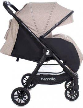 Прогулочная коляска Carrello Eclipse CRL-12001 Safari Beige Лен + дождевик (150958)