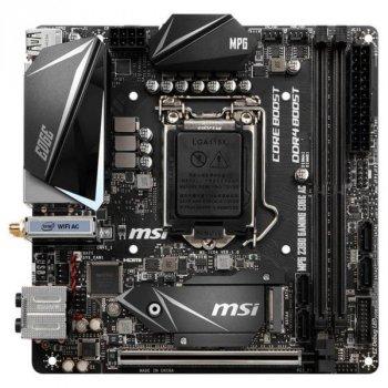Материнська плата MSI MPG Z390I GAMING EDGE AC