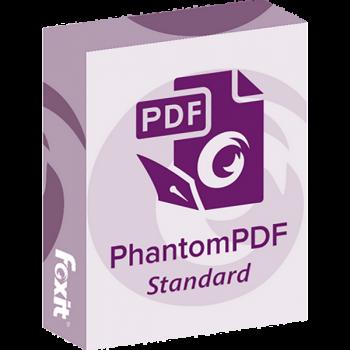 Офисное приложение Foxit PhantomPDF Standard (1ПК), v9.x Commercial, постоянная лицензия + поддержка и обновления на 1 год (PHASMv09ECGAWINM1-1-4)