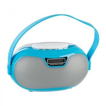 Bluetooth Колонка WS-1803B Blue