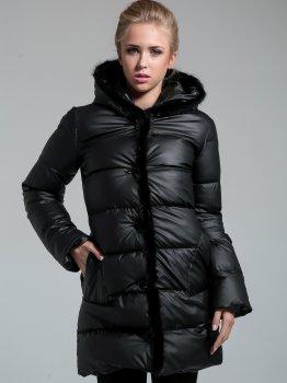 Куртка Mila Nova К-10 Черная