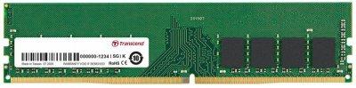 Оперативна пам'ять Transcend DDR4-3200 8192 MB PC4-25600 (JM3200HLG-8G)