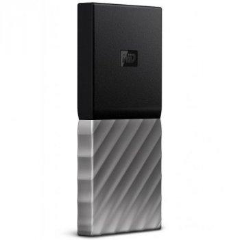 Накопичувач SSD USB 3.1 256GB Western Digital (WDBK3E2560PSL-WESN)