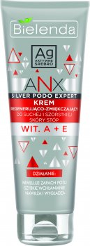 Крем Bielenda Anx Podo Expert Смягчающий и восстанавливающий для сухой и шероховатой кожи стоп 100 мл (5902169033507)