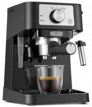 Кофеварка эспрессо DELONGHI EC 260 BK