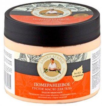 Масло для тела Банька Агафьи Густое Оранжевое 300 мл (4630007831664)