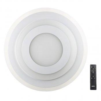 Світильник світлодіодний V-WATT Pulsus 90W пульт ДУ (Настінно-стельовий, Люстра LED)