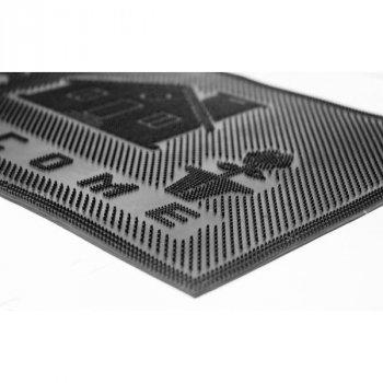 Придверний гумовий килимок Welcome YPR K-19/20 45х75см