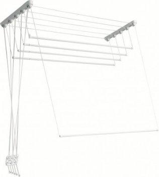 Сушилка потолочная для белья стальная Laundry 180 см.