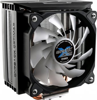 Кулер Zalman CNPS10X Optima II RGB Fan Black (OptimaIIRGBBLACK)