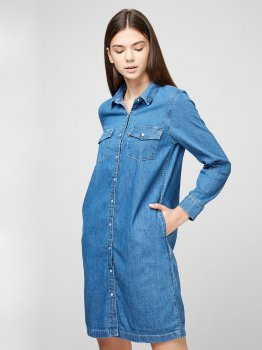 Джинсове плаття Levi's Selma Dress Going Steady (3) 85793-0000