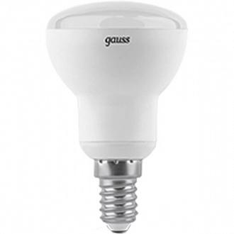 Лампа LED Гаусса Black R50 6 Вт E14 4100K (NL30528669)