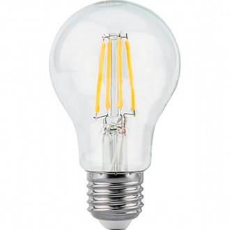 Лампа LED Гаусса Black Fil A60 6 Вт Е27 4100К (NL30528670)