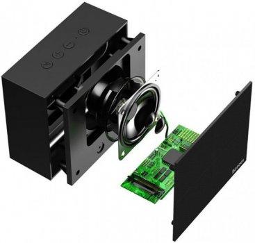 Портативна акустика Baseus E05 Encok Music-cube Wireless Speaker Original Black (NGE05-91) (283)