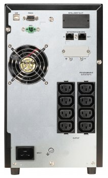 Mustek PowerMust 2000 Sinewave LCD Online IEC 2000VA/2000W (2000-LCD-ON-T20)