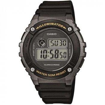 Мужские часы Casio W-216H-1BVEF