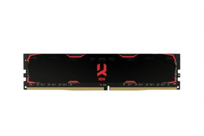 Модуль памяти DDR4 16GB/2133 GOODRAM Iridium Black (IR-2133D464L15/16G)