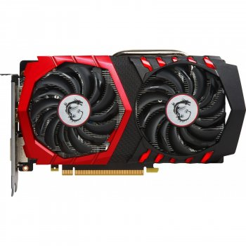 Відеокарта MSI 4Gb DDR5 128Bit GTX 1050Ti GAMING X 4G