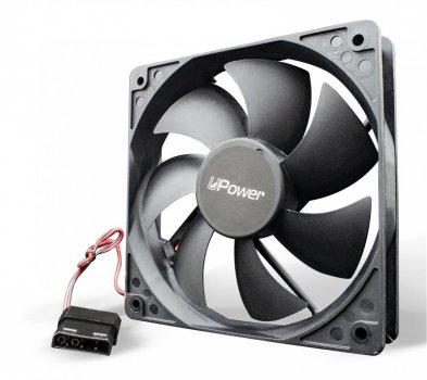 Вентилятор UPower UP12025SB415 120мм, molex