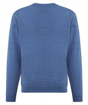 Пуловер Fruit of the Loom Classic set-in sweat kids Синій