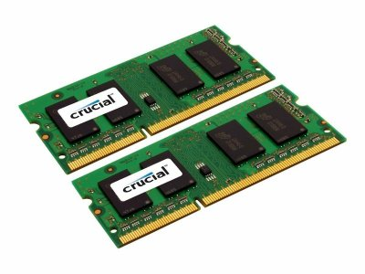 Оперативная память Crucial 16GB 2x8GB 1600MHz CT2KIT102464BF160B (F00148693)