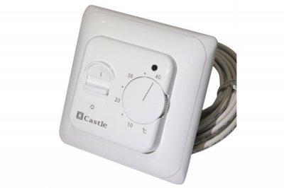 Механічний Терморегулятор для теплої підлоги Castle M5.16