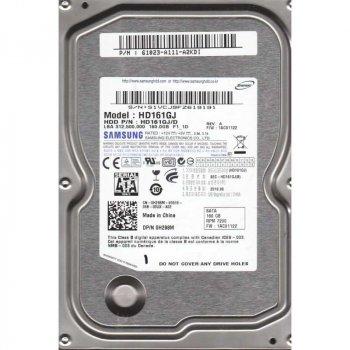 Samsung SAMSUNG 160GB 7.2 K 3G 3.5 INCH SATA HDD (HD161GJ) Refurbished